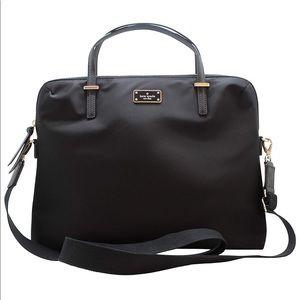 Kate Spade Work/Laptop Bag - Black